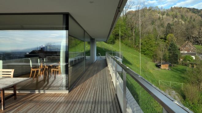 Haus K Terrasse