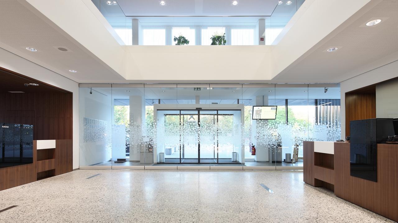 Umbau Raiffeisenbank Lustenau
