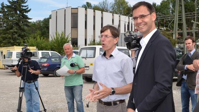 Neubau Weiler Mobel Aicher Ziviltechniker Gmbh
