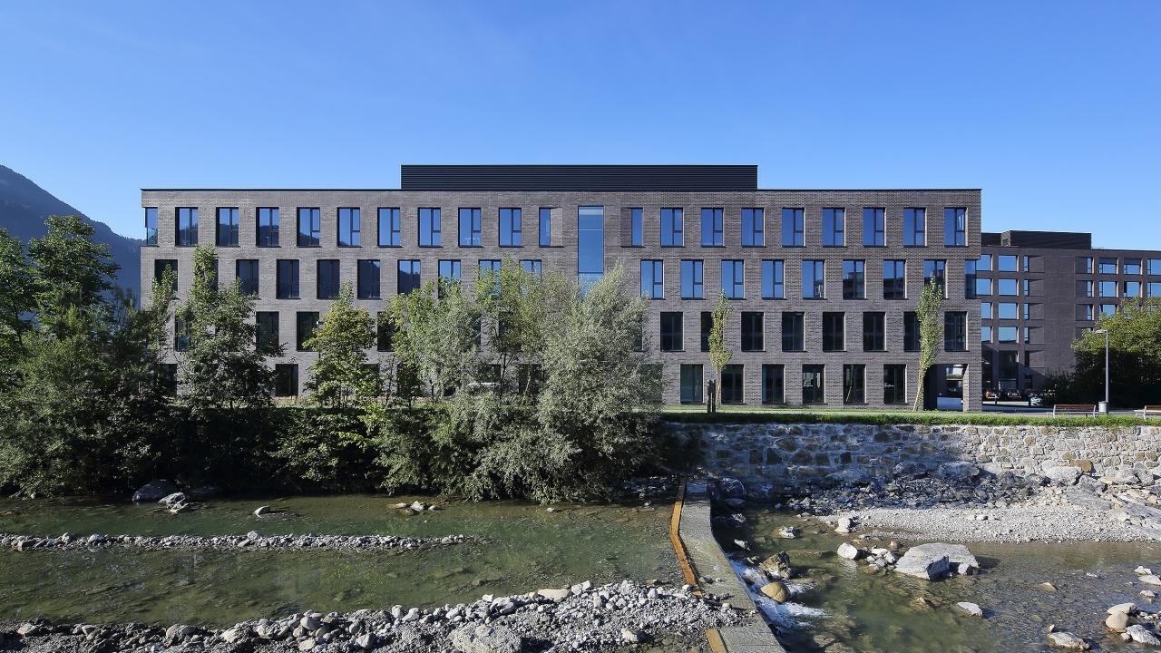 Campus Dornbirn II Bauteil II